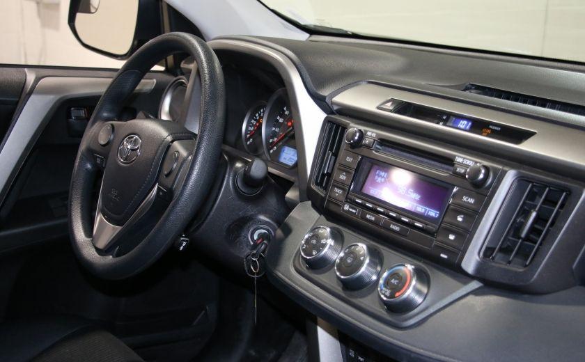 2016 Toyota Rav 4 LE AWD AUTO A/C GR ELECT BLUETOOTH #22