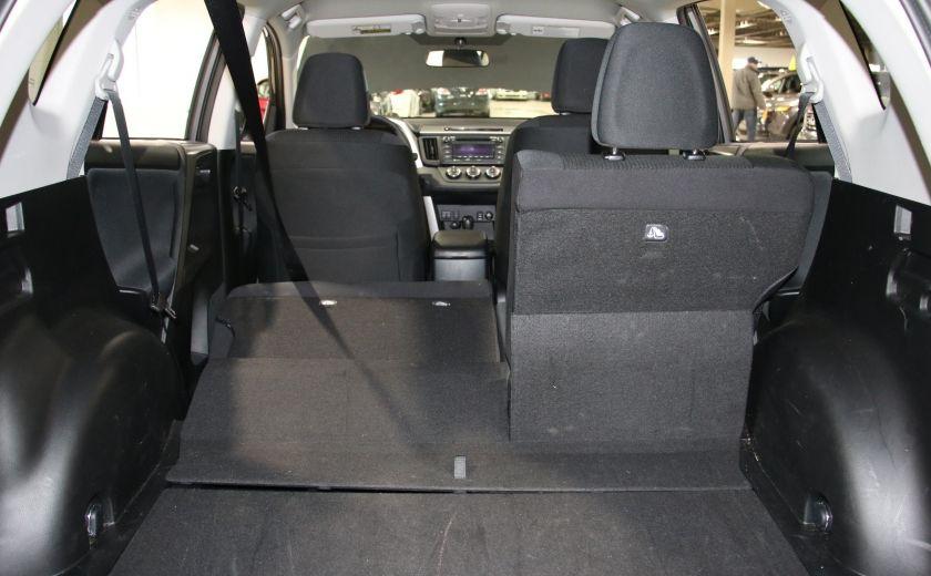 2016 Toyota Rav 4 LE AWD AUTO A/C GR ELECT BLUETOOTH #27