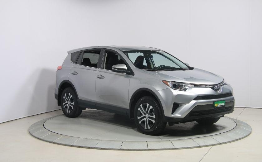 2016 Toyota Rav 4 LE AWD AUTO A/C GR ELECT BLUETOOTH #0