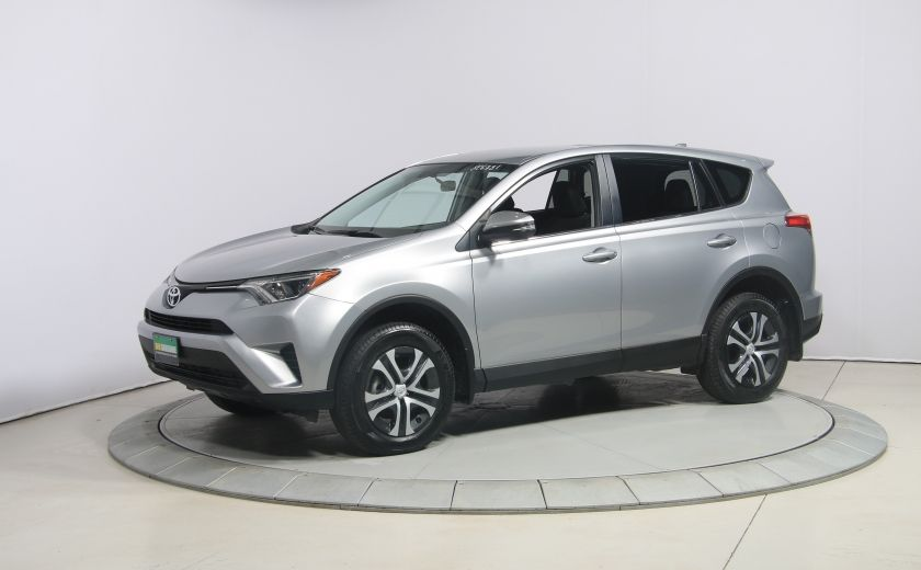 2016 Toyota Rav 4 LE AWD AUTO A/C GR ELECT BLUETOOTH #2