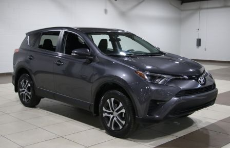 2016 Toyota Rav 4 LE AWD AUTO A/C GR ELECT BLUETOOTH in Longueuil