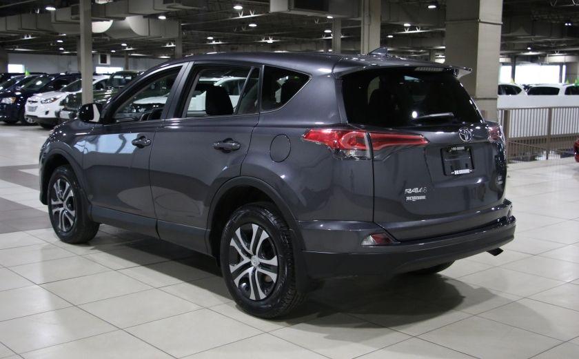 2016 Toyota Rav 4 LE AWD AUTO A/C GR ELECT BLUETOOTH #4