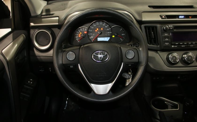 2016 Toyota Rav 4 LE AWD AUTO A/C GR ELECT BLUETOOTH #13