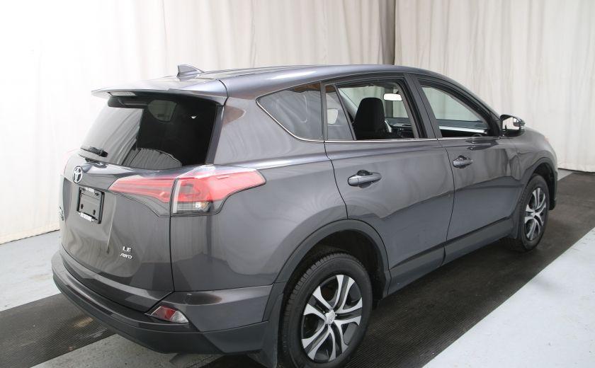 2016 Toyota Rav 4 LE AWD AUTO A/C GR ELECT BLUETOOTH #5