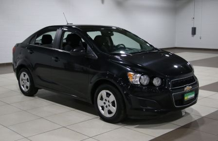 2015 Chevrolet Sonic LT AUTO A/C GR ELECT BLUETOOTH CAM.RECUL in Saint-Hyacinthe