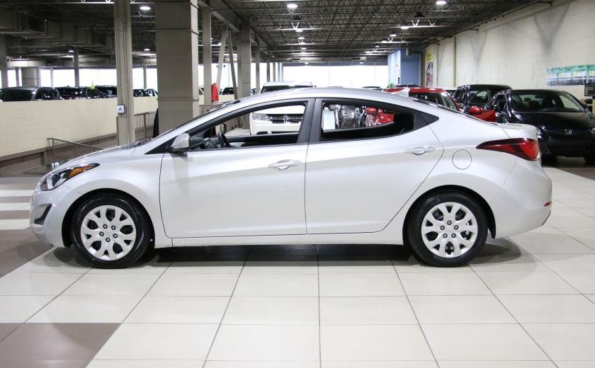 2015 Hyundai Elantra GL AUTO A/C GR ELECT BLUETOOTH #2