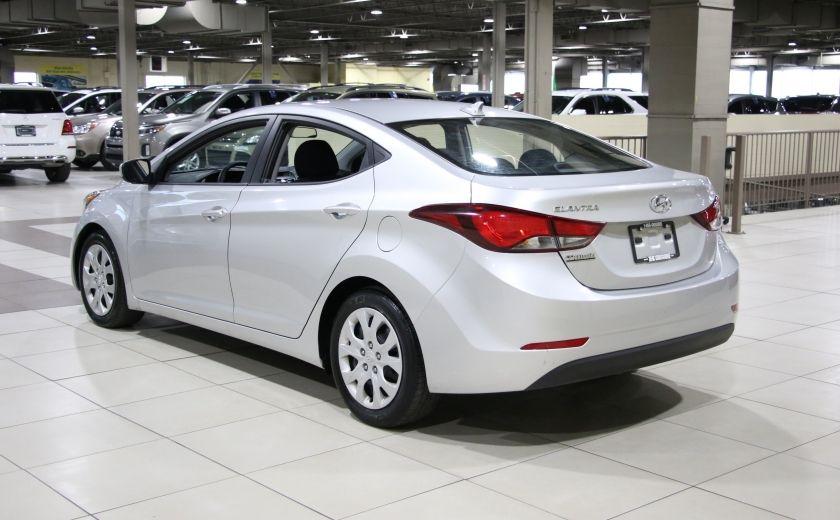 2015 Hyundai Elantra GL AUTO A/C GR ELECT BLUETOOTH #3