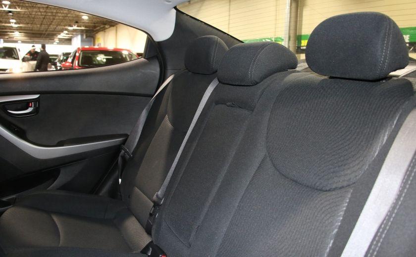 2015 Hyundai Elantra GL AUTO A/C GR ELECT BLUETOOTH #18