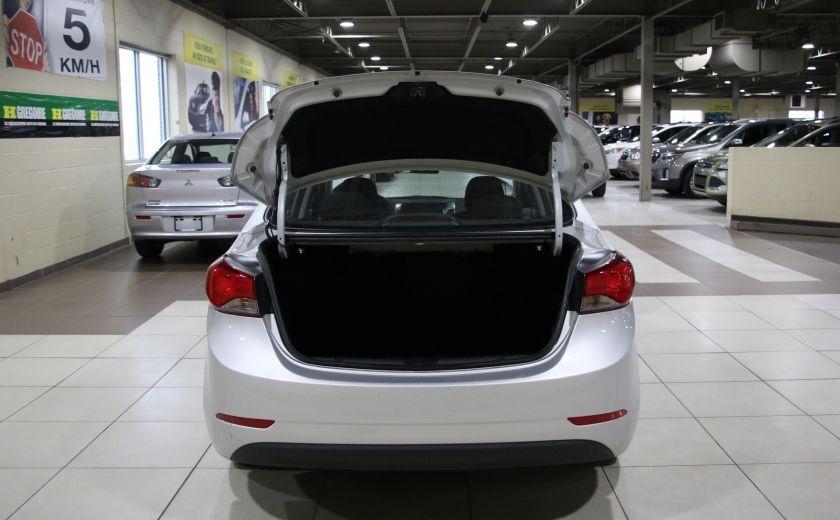 2015 Hyundai Elantra GL AUTO A/C GR ELECT BLUETOOTH #26