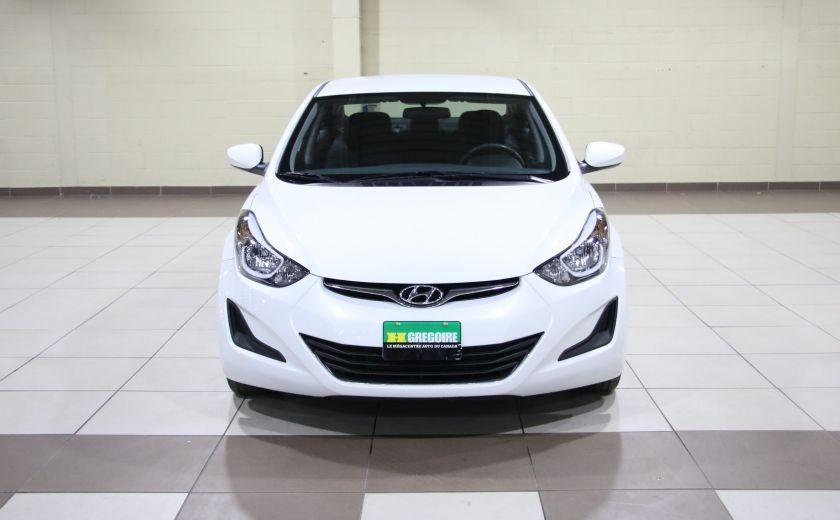 2015 Hyundai Elantra GL AUTO A/C GR ELECT BLUETOOTH #1