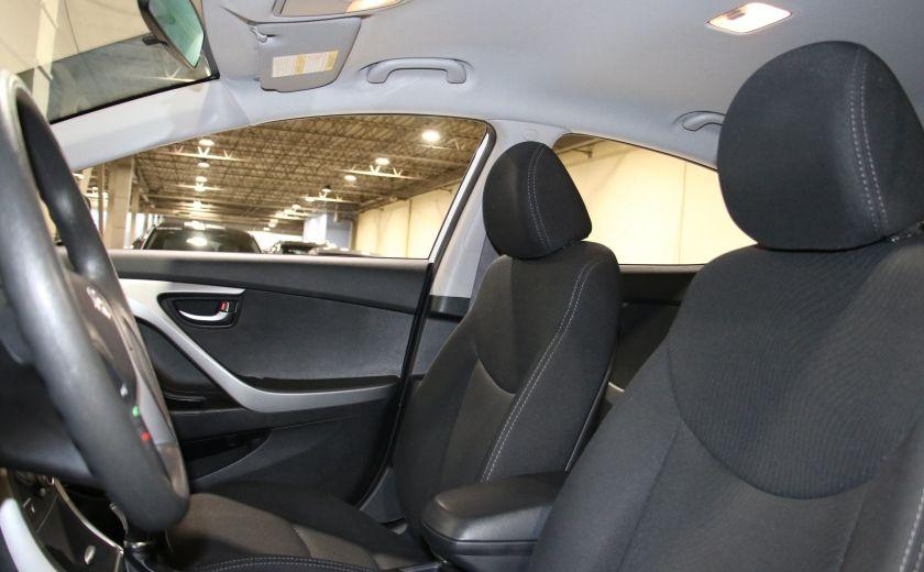 2015 Hyundai Elantra GL AUTO A/C GR ELECT BLUETOOTH #9