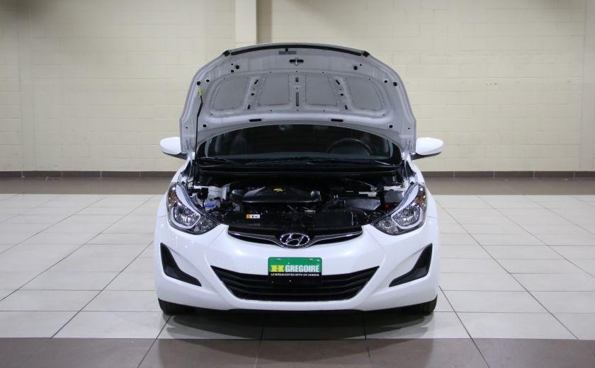 2015 Hyundai Elantra GL AUTO A/C GR ELECT BLUETOOTH #22
