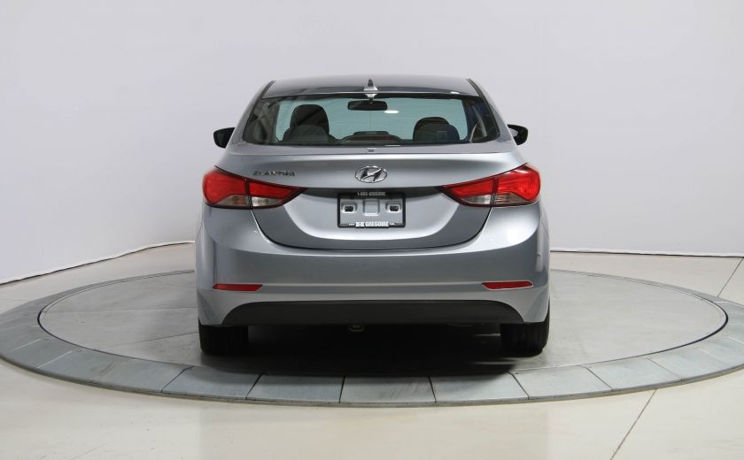 2015 Hyundai Elantra GL AUTO A/C GR ELECT BLUETOOTH #5