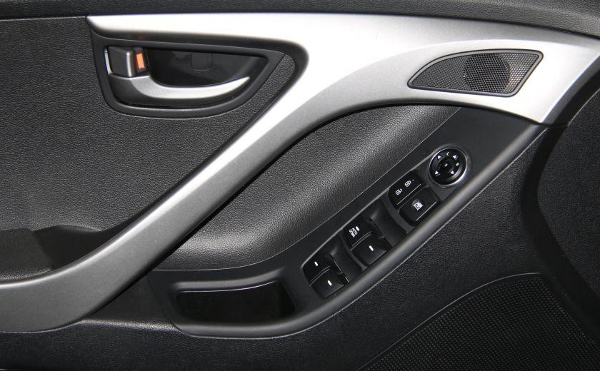 2015 Hyundai Elantra GL AUTO A/C GR ELECT BLUETOOTH #10