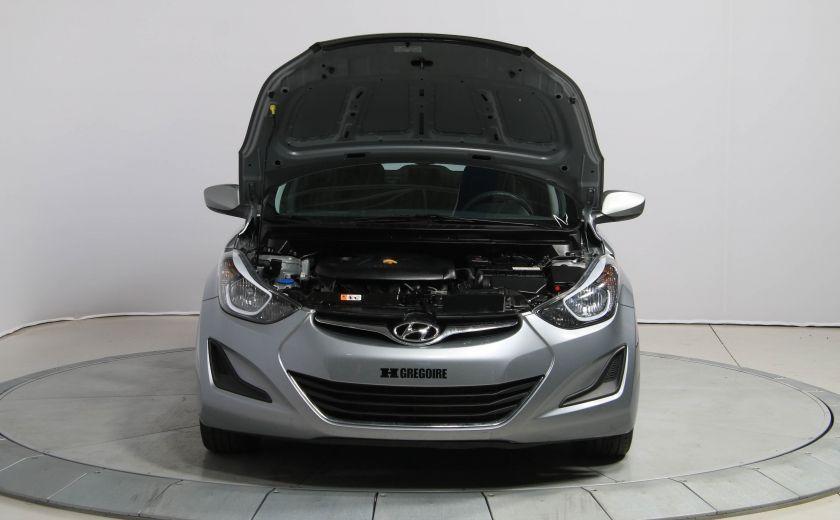 2015 Hyundai Elantra GL AUTO A/C GR ELECT BLUETOOTH #25