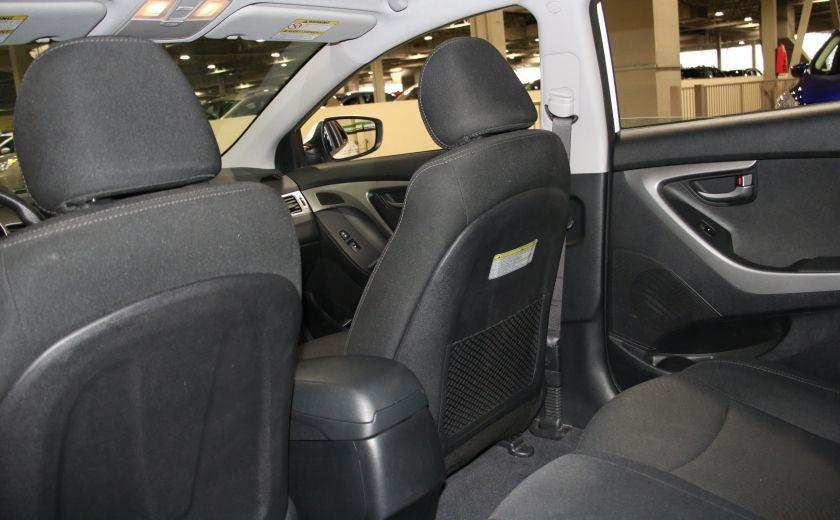 2015 Hyundai Elantra GL AUTO A/C GR ELECT BLUETOOTH #17