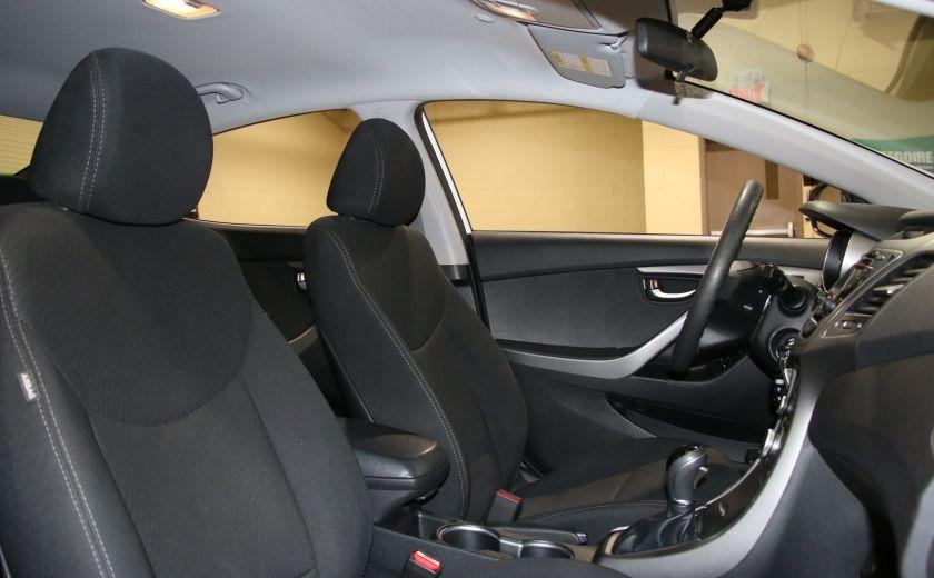 2015 Hyundai Elantra GL AUTO A/C GR ELECT BLUETOOTH #23