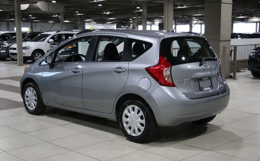 2015 Nissan Versa SV AUTO A/C GR ELECT BLUETOOTH CAM.RECUL #4