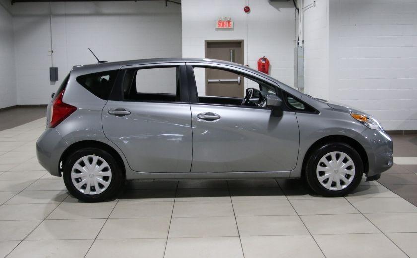 2015 Nissan Versa SV AUTO A/C GR ELECT BLUETOOTH CAM.RECUL #7