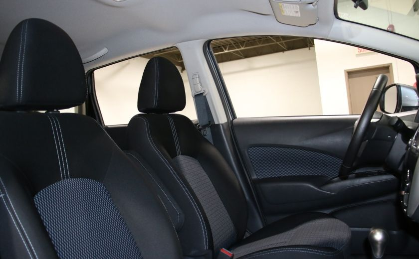 2015 Nissan Versa SV AUTO A/C GR ELECT BLUETOOTH CAM.RECUL #21