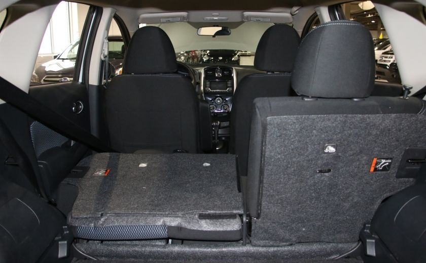 2015 Nissan Versa SV AUTO A/C GR ELECT BLUETOOTH CAM.RECUL #27