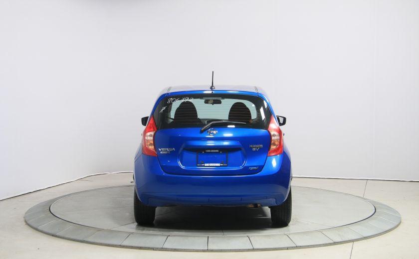 2015 Nissan Versa SV AUTO A/C GR ELECT BLUETOOTH CAM.RECUL #5