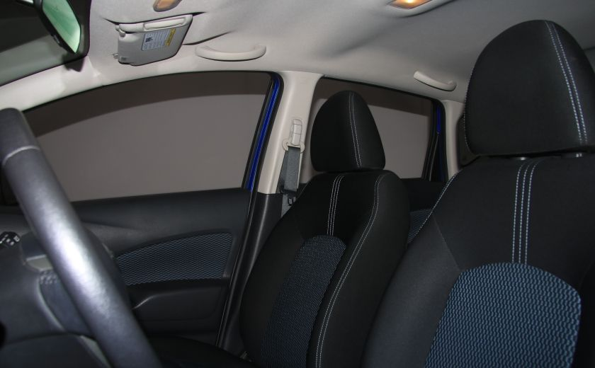 2015 Nissan Versa SV AUTO A/C GR ELECT BLUETOOTH CAM.RECUL #9