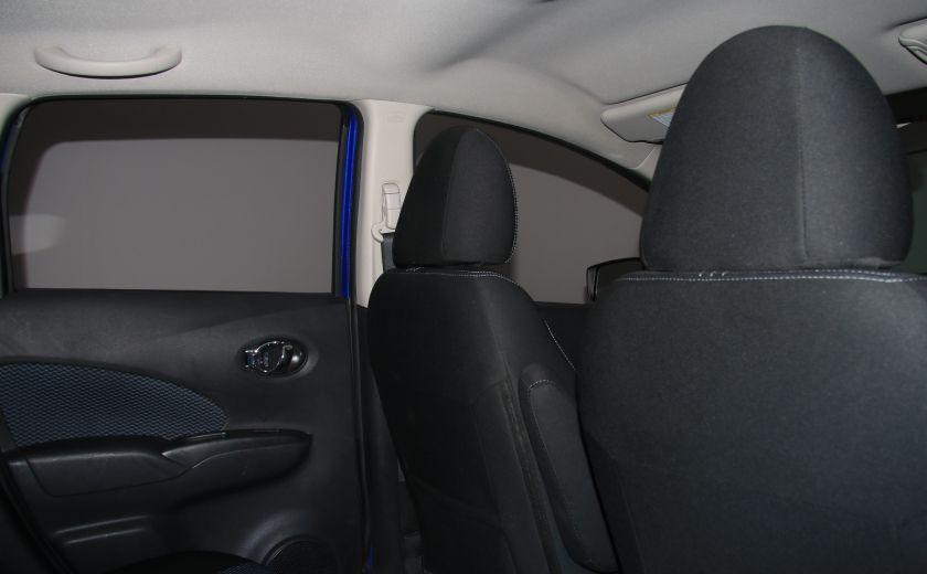2015 Nissan Versa SV AUTO A/C GR ELECT BLUETOOTH CAM.RECUL #18