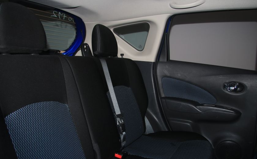 2015 Nissan Versa SV AUTO A/C GR ELECT BLUETOOTH CAM.RECUL #19