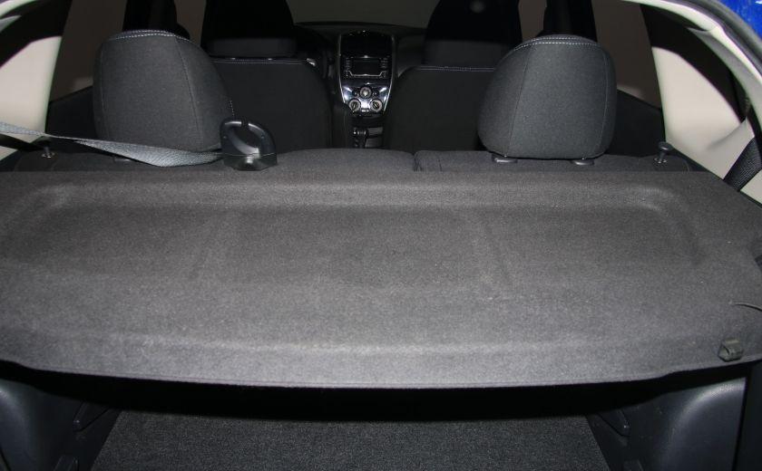 2015 Nissan Versa SV AUTO A/C GR ELECT BLUETOOTH CAM.RECUL #26