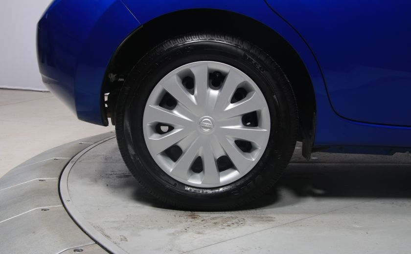 2015 Nissan Versa SV AUTO A/C GR ELECT BLUETOOTH CAM.RECUL #29