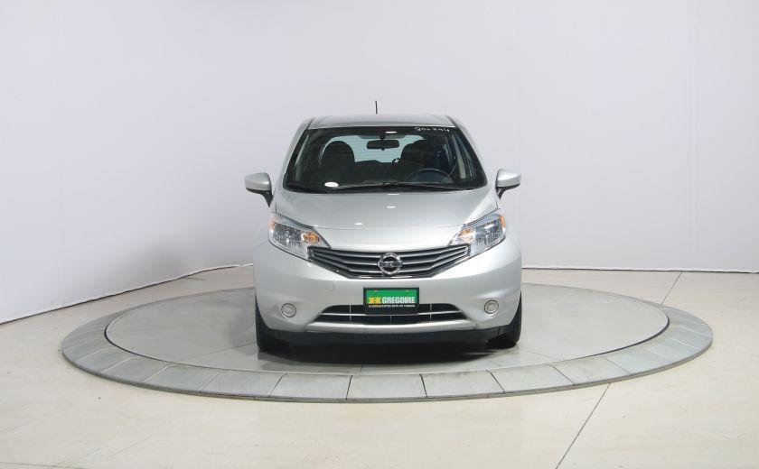 2015 Nissan Versa SV AUTO A/C GR ELECT BLUETOOTH CAM.RECUL #1