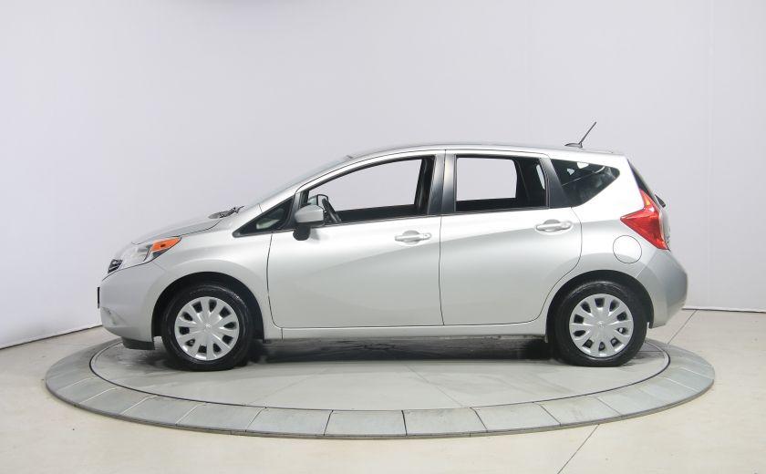 2015 Nissan Versa SV AUTO A/C GR ELECT BLUETOOTH CAM.RECUL #3