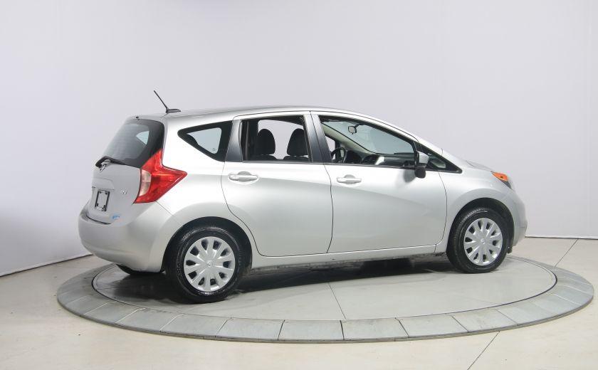 2015 Nissan Versa SV AUTO A/C GR ELECT BLUETOOTH CAM.RECUL #6