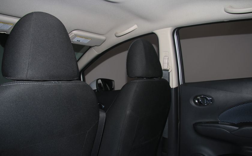 2015 Nissan Versa SV AUTO A/C GR ELECT BLUETOOTH CAM.RECUL #16
