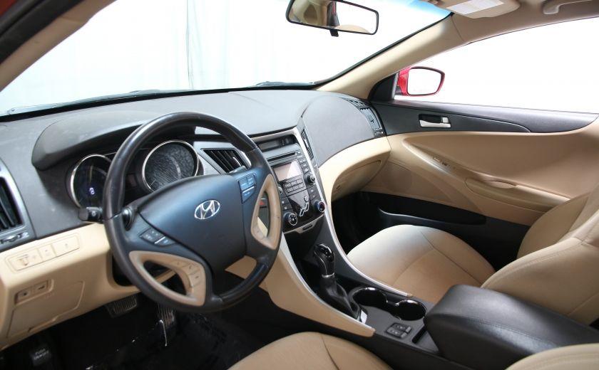 2013 Hyundai Sonata GL #8