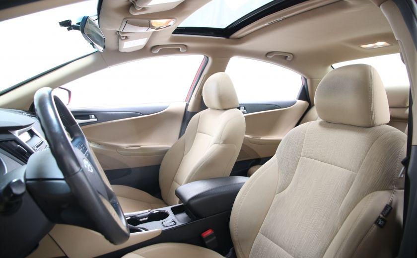 2013 Hyundai Sonata GL #9