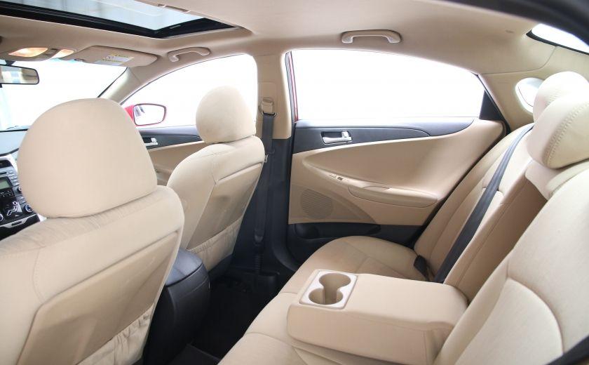 2013 Hyundai Sonata GL #13