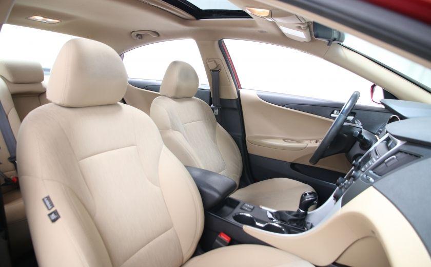 2013 Hyundai Sonata GL #19