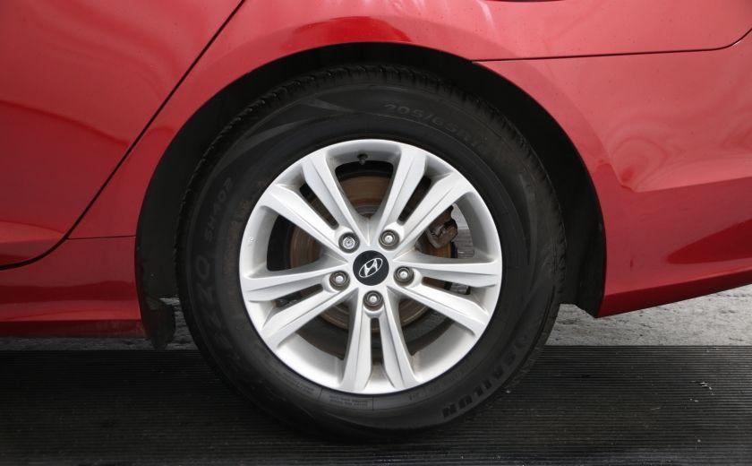 2013 Hyundai Sonata GL #25