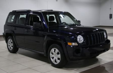 2010 Jeep Patriot Sport à Sherbrooke