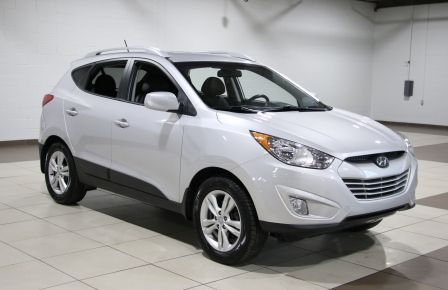 2012 Hyundai Tucson GLS AUTO A/C GR ELECT MAGS BLUETOOTH in Sherbrooke