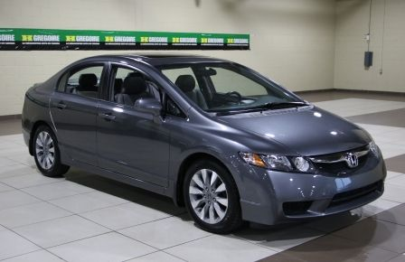 2011 Honda Civic EX-L AUTO A/C CUIR TOIT MAGS in Laval