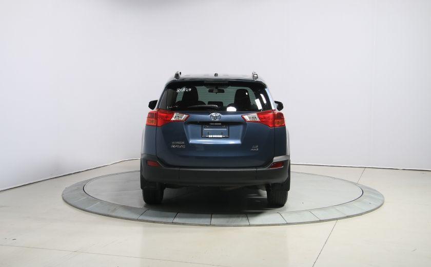 2013 Toyota Rav 4 LE AWD AUTO A/C GR ELECT BLUETOOTH CAM.RECUL #1