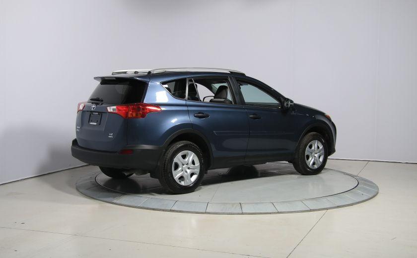 2013 Toyota Rav 4 LE AWD AUTO A/C GR ELECT BLUETOOTH CAM.RECUL #2