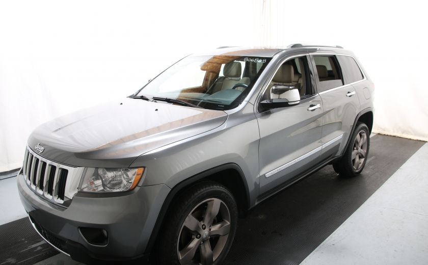 2012 Jeep Grand Cherokee Limited CUIR TOIT PANORAMIQUE NAV #2