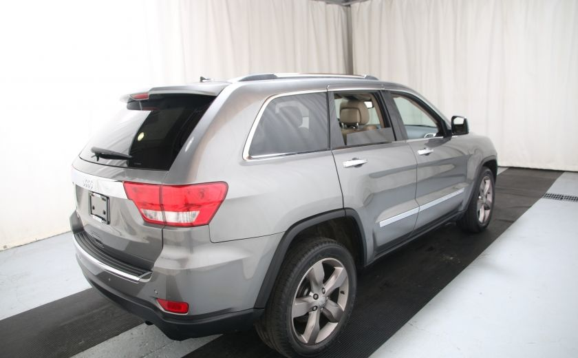 2012 Jeep Grand Cherokee Limited CUIR TOIT PANORAMIQUE NAV #5
