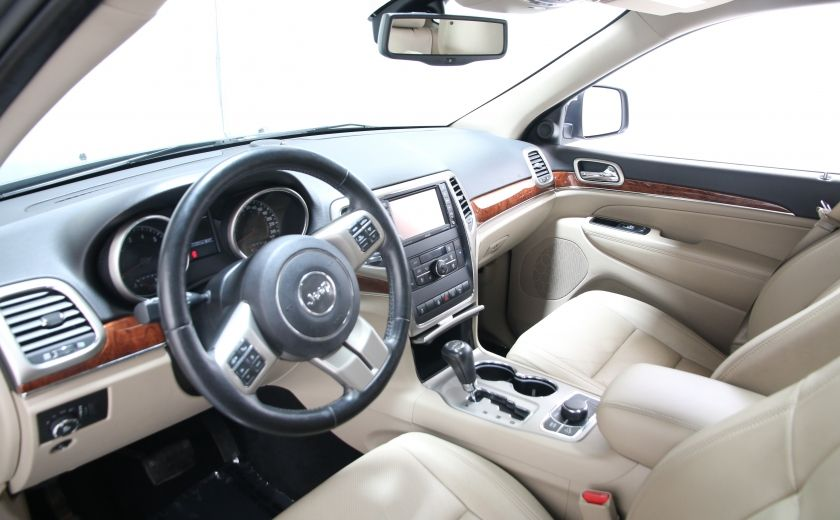 2012 Jeep Grand Cherokee Limited CUIR TOIT PANORAMIQUE NAV #9