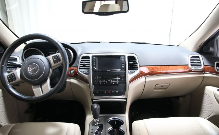 2012 Jeep Grand Cherokee Limited CUIR TOIT PANORAMIQUE NAV #11
