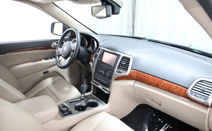 2012 Jeep Grand Cherokee Limited CUIR TOIT PANORAMIQUE NAV #19